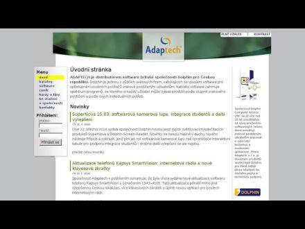 www.adaptech.cz