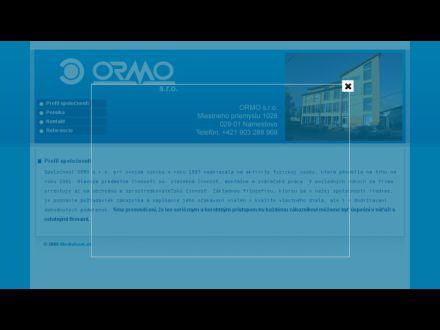www.ormo.sk