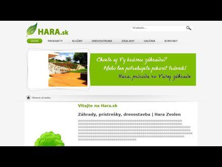 www.hara.sk