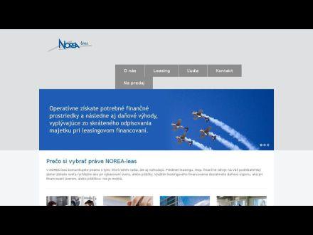 www.norealeas.sk