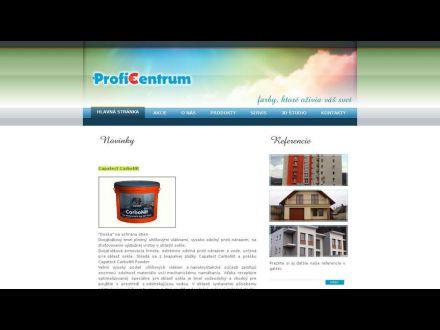 www.proficentrum.sk