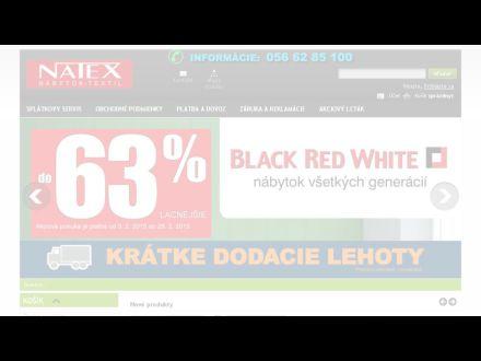 www.natex-nabytok.sk