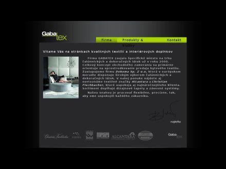 www.gabatex.sk