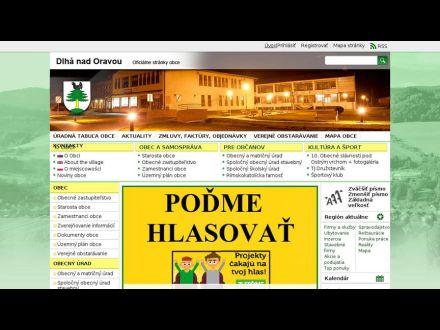 www.dlhanadoravou.sk