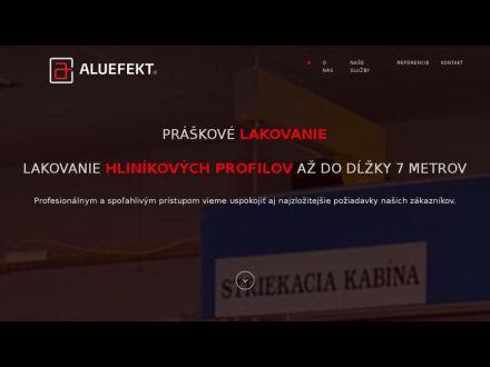 www.aluefekt.sk