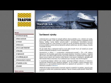 www.trasfor.cz
