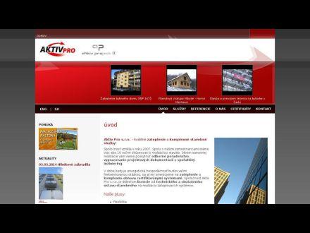 www.aktivpro.sk