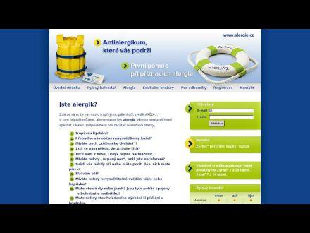 www.alergie.cz