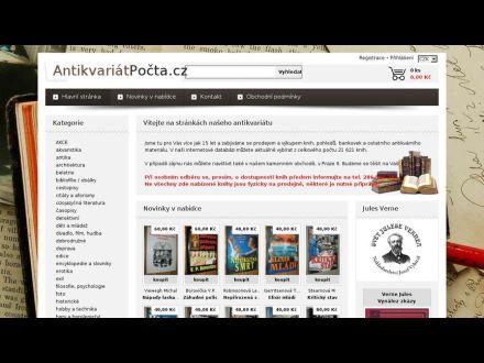 www.antikvariatpocta.cz