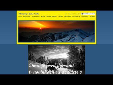 www.chatyjasna.sk