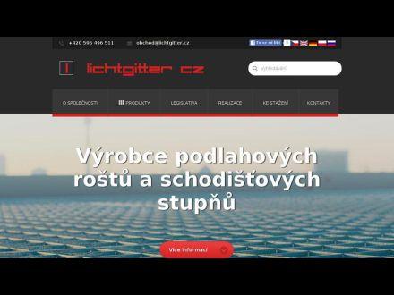 www.lichtgitter.cz