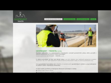www.geoprojekttrencin.sk