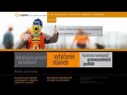 www.gepos.sk