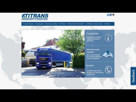 www.titrans.sk
