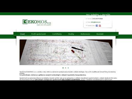 www.ekomos.sk