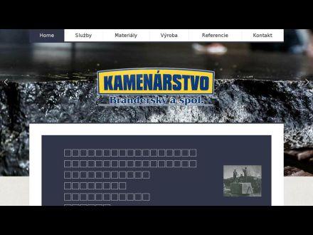 www.kamenarstvo-brandersky.sk