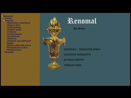 www.renomal.sk