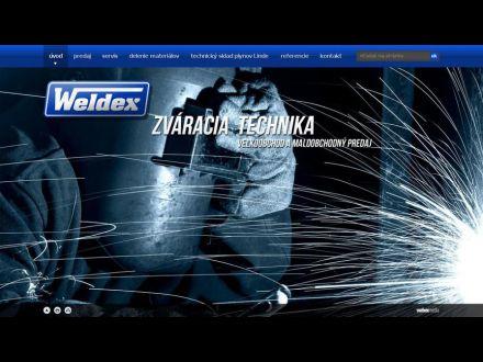 www.weldex.sk