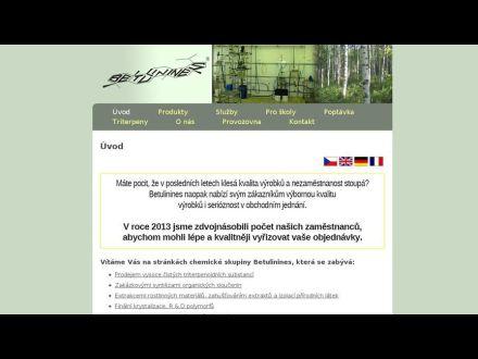 www.betulinines.cz