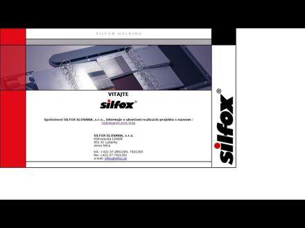www.silfox.sk