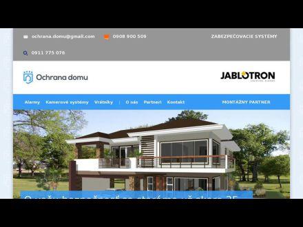 www.ochranadomu.sk