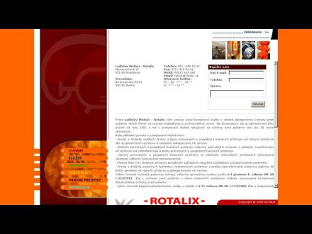 www.rotalix.sk