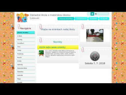 zslubovec.edupage.org