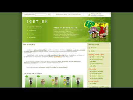 www.iget.sk