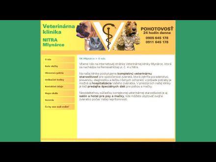 www.veterinarnaklinika.eu