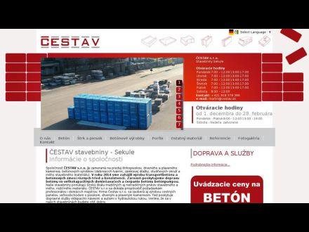 www.cestav.sk