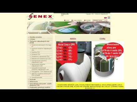 www.senex.sk