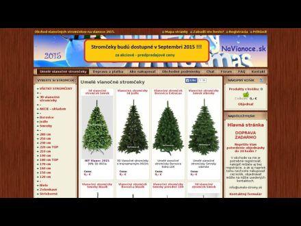 www.umele-stromy.sk