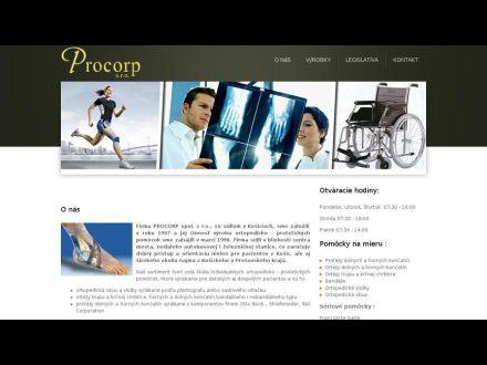 www.procorp.sk