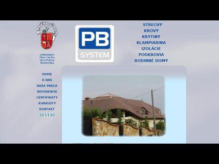 www.pbsystem.sk