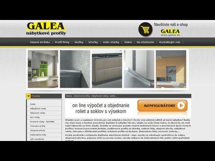 www.galea.sk