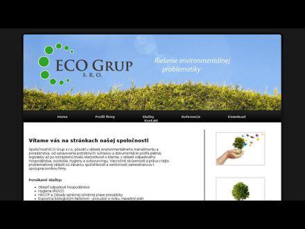 www.ecogrup.sk