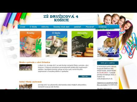 www.zsdruzicova4.sk