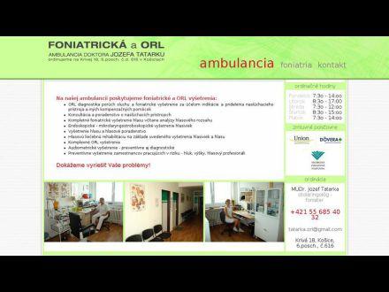 www.foniatria.sk