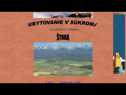 www.relax.strba.szm.sk