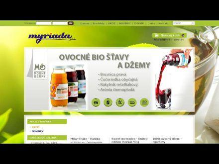 www.myriada.sk