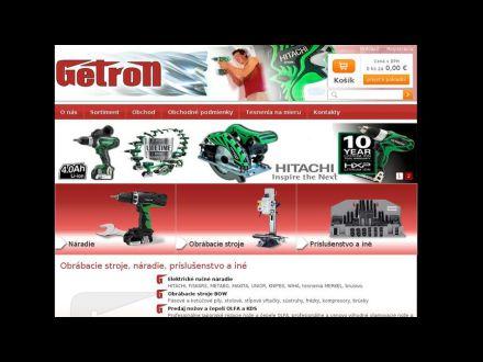 www.getron.sk