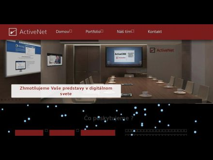 www.activenet.sk