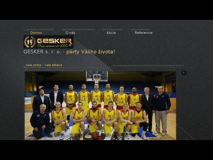 www.gesker.sk