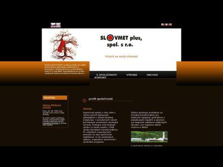 www.slovmet.sk