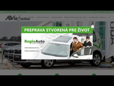 www.avmobilita.sk