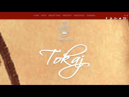 www.tokaj.sk
