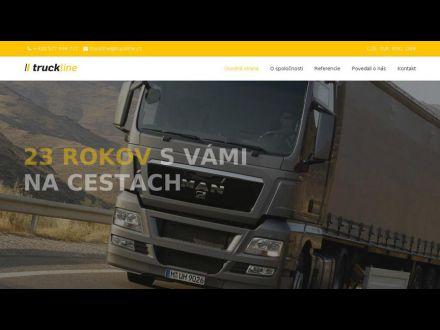 www.truckline.sk