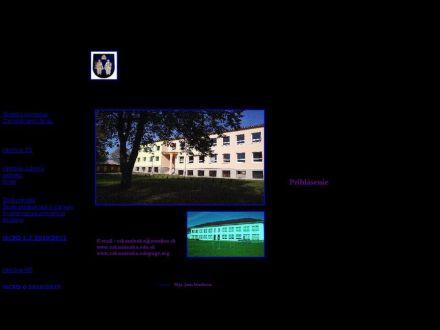 www.zskamienka.edu.sk