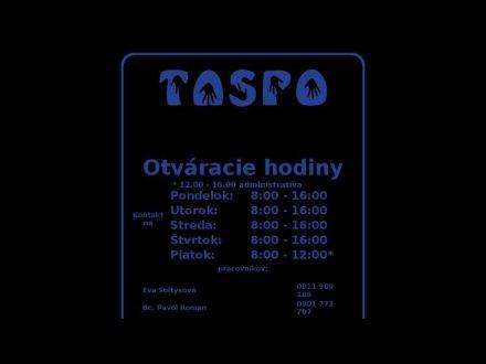www.taspo.sk