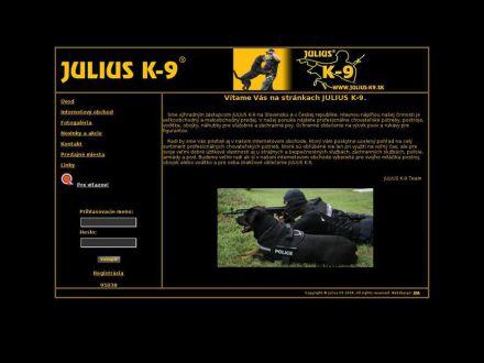 www.julius-k9.sk